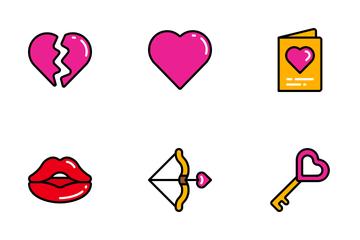 Valentines Icon Pack