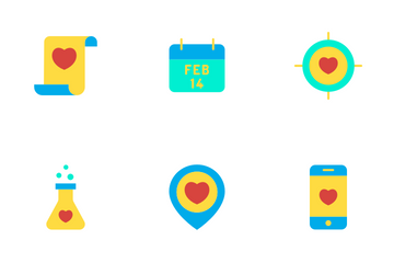 Valentines Icon Pack