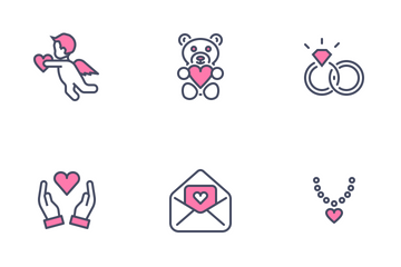 Valentines Day Icon Pack