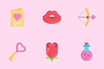 Valentines (love) Icon Pack