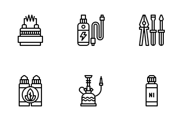 Vaping Icon Pack