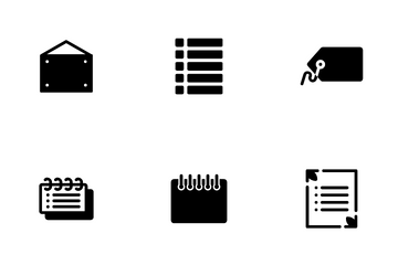 Variety Notes Icon Pack