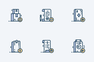 Various Terms Icon Pack