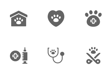 Veterinary Icon Pack