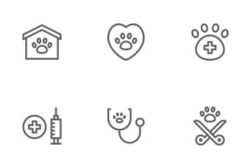 Veterinary Icon Pack
