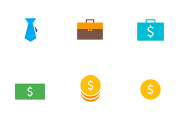 Vibrancie Business Icon Pack