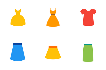 Vibrancie Clothes Icon Pack