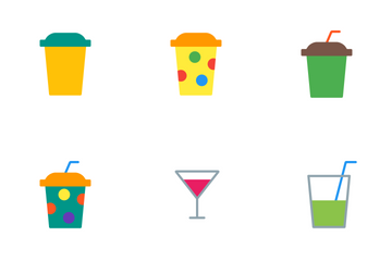 Vibrancie Drink Icon Pack
