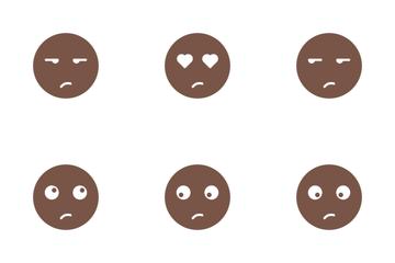 Vibrancie Emotion 1 Icon Pack