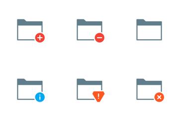 Vibrancie Folder Icon Pack