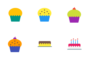 Vibrancie Food Icon Pack