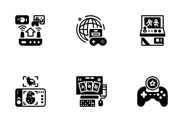 Video Game Icon Pack