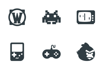 Video Games Icon Pack