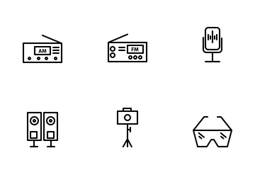 Video & Multimedia Icon Pack