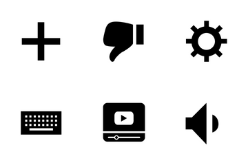 Video Player  Icon Pack