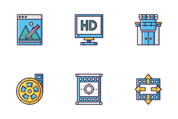 Video Production Icon Pack