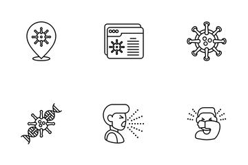 Virus Icon Pack