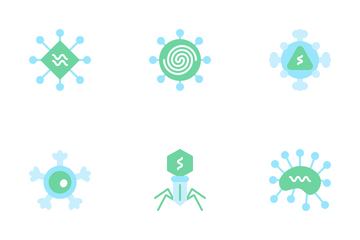 Virus Families Icon Pack