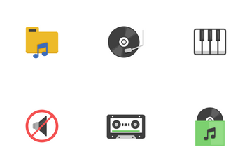 Voice And Audio Icon Pack