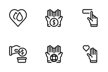 Volunteer Icon Pack