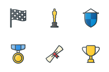 Vote & Reward Icon Pack