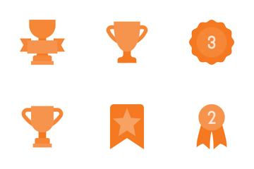 Vote & Reward Icon Pack