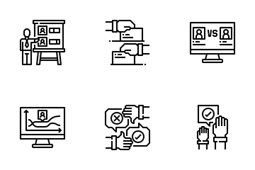 Voting Icon Pack