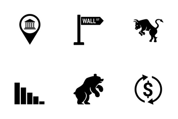 Wall Street Icon Pack