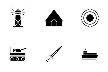 War Icon Pack