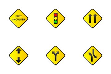 Warning Signs  Icon Pack