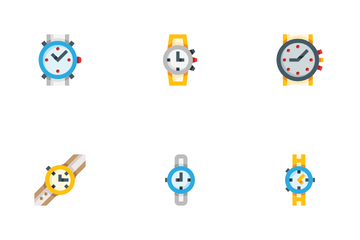 Watches Icon Pack