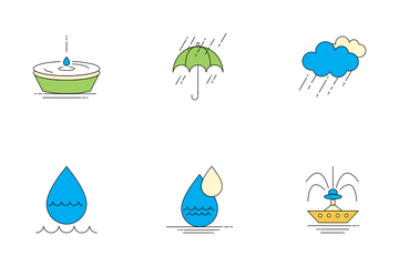Water Icon Pack