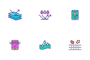 Waterproof Icon Pack