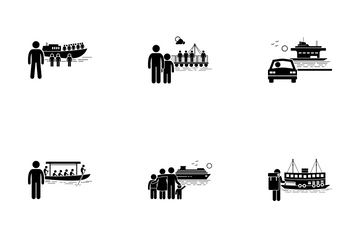 Waterways Icon Pack