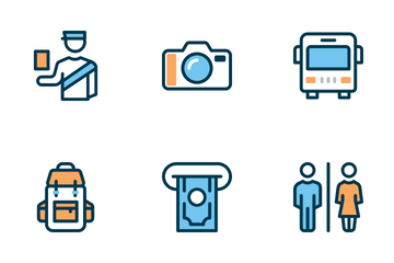 Wayfinding Icon Pack