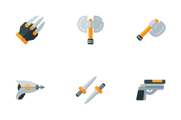 Weapon Icon Pack