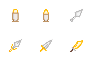 Weapon Armor Icon Pack