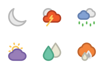Weather 1 Icon Pack