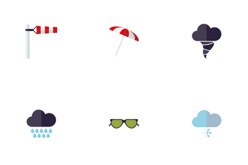 Weather And Climate Icon Pack