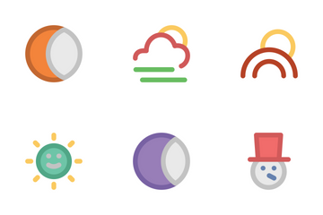 Weather 2 Icon Pack