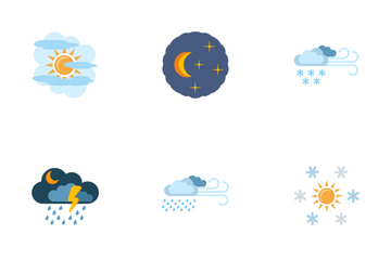 Weather And Nature  Icon Pack