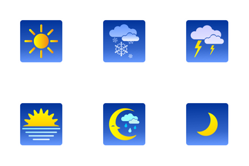 Weather Condition  Icon Pack