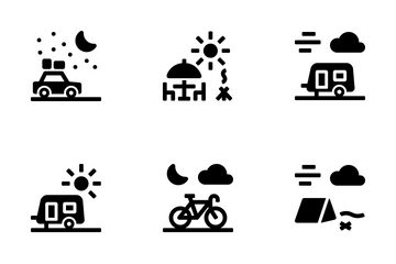 Weather Landscapes  Icon Pack