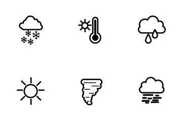 Weather Pack Icon Pack