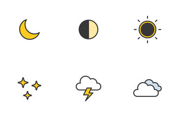 Weather Status Icon Pack