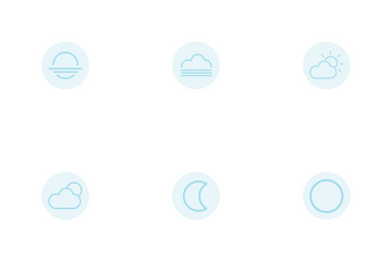 Weather Version 1 Icon Pack