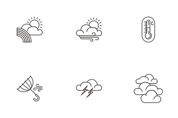 Weather Vol 2 Icon Pack