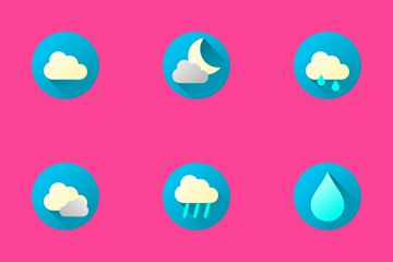 Weathericons Icon Pack
