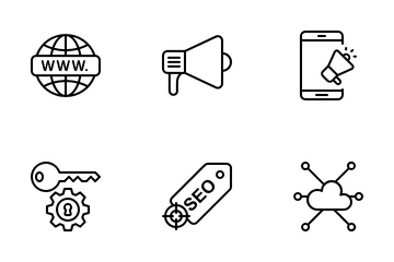 WEB Icon Pack