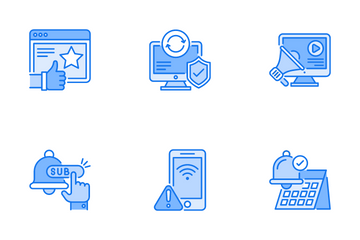 Web And Mobile Application Icon Pack